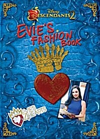 Descendants 2: Evies Fashion Book (Hardcover)