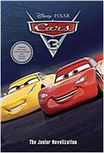 Cars 3 Junior Novelization (Disney/Pixar Cars 3) (Paperback)