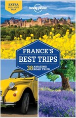 Lonely Planet France's Best Trips (Paperback, 2)