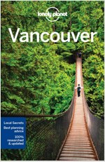 Lonely Planet Vancouver (Paperback, 7)