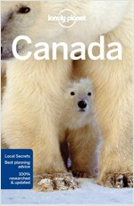 Lonely Planet Canada (Paperback, 13)