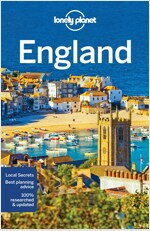 Lonely Planet England (Paperback, 9)