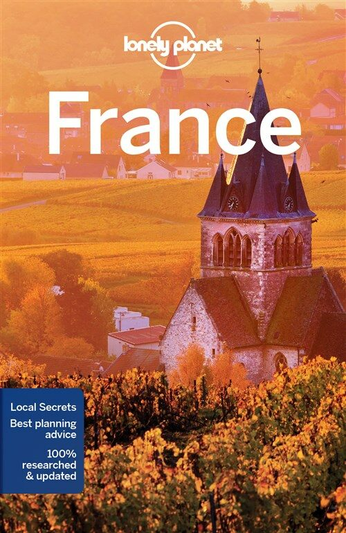 Lonely Planet France (Paperback, 12)