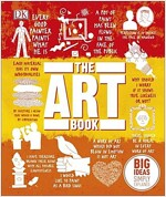 The Art Book : Big Ideas Simply Explained (Hardcover)