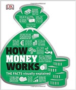 How Money Works : The Facts Visually Explained (Hardcover)