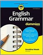 English Grammar for Dummies (Paperback, 3)