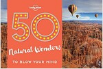 50 Natural Wonders to Blow Your Mind (Paperback)
