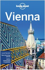 Lonely Planet Vienna (Paperback, 8)