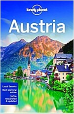 Lonely Planet Austria (Paperback, 8)
