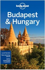Lonely Planet Budapest & Hungary (Paperback, 8)