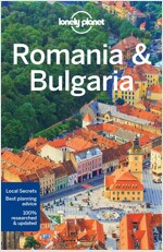 Lonely Planet Romania & Bulgaria (Paperback, 7)