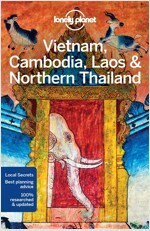 Lonely Planet Vietnam, Cambodia, Laos & Northern Thailand (Paperback, 5)
