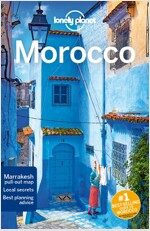 Lonely Planet Morocco (Paperback, 12)