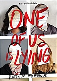 One of Us Is Lying (Hardcover)