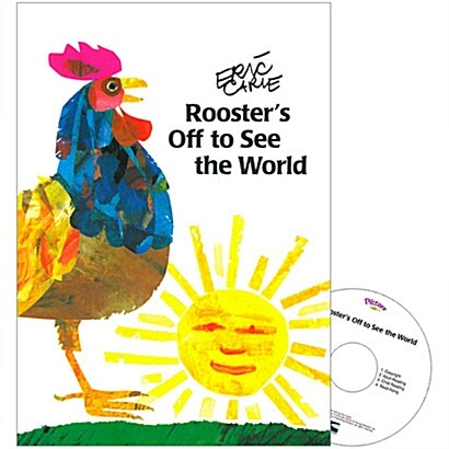 Pictory Set 2-16 / Roosters off to See the World