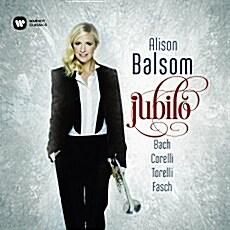 [수입] 주빌리오 - 바흐, 코렐리, 토렐리 & 파슈 : 트럼펫 협주곡 (일반반)