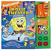 Nickelodeon Movie Theater Storybook & Movie Projector (Hardcover)