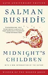 Midnights Children (Paperback, 25, Anniversary)