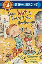 How Not to Babysit Your Brother (Paperback)