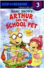Arthur and the School Pet (Paperback)