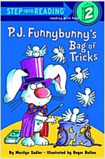 P.J. Funnybunny's Bag of Tricks (Paperback)