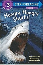 Hungry, Hungry Sharks! (Paperback)