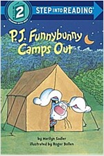 P. J. Funnybunny Camps Out (Paperback)