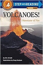 Volcanoes!: Mountains of Fire (Paperback)