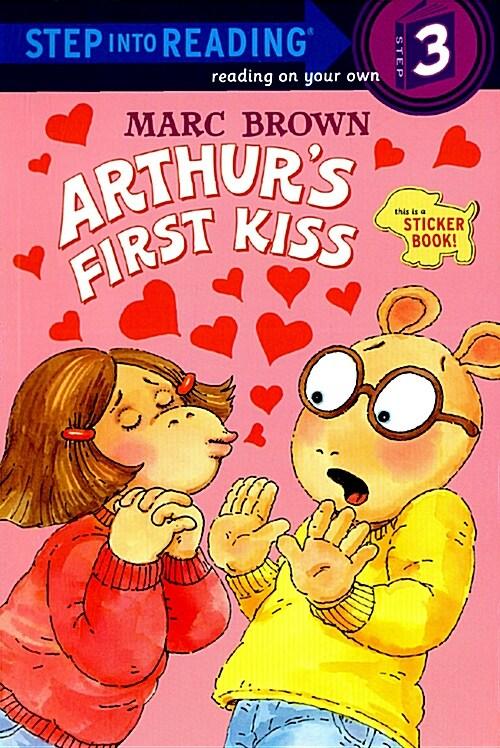Arthurs First Kiss (Paperback)