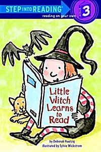 Little Witch Learns to Read (Paperback)