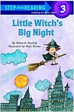 Little Witch's Big Night (Paperback)