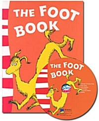 노부영 Foot Book, The (Paperback 원서 & CD) (Paperback + CD)
