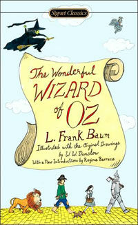 The Wonderful Wizard of Oz (Mass Market Paperback)