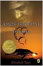 Amos Fortune, Free Man (Paperback)
