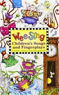 Wee Sing Children's Songs and Fingerplays [With CD] (Paperback, 2005)