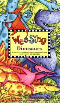 Wee Sing Dinosaurs [With CD (Audio)] (Paperback)