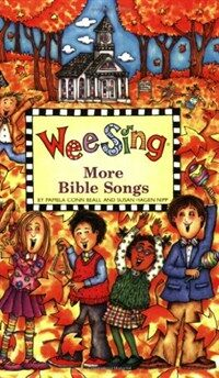 Wee Sing More Bible Songs [With CD (Audio)] (Paperback)