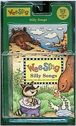 Wee Sing Silly Songs [With 1 Hour CD] (Paperback)