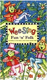 Wee Sing Fun 'n' Folk [With CD (Audio)] (Paperback)