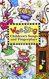 Wee Sing Childrens Songs and Fingerplays [With CD] (Paperback, 2005)