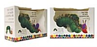 The Very Hungry Caterpillar Board Book and Plush [With Plush] (Boxed Set)