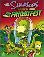 The Simpsons Treehouse of Horror Fun-Filled Frightfest (Paperback)