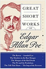Great Short Works of Edgar Allan Poe: Poems, Tales, Criticism (Paperback)