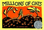 Millions of Cats (Paperback)