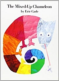 The Mixed-Up Chameleon (Paperback)