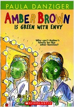 Amber Brown Is Green with Envy (Paperback)
