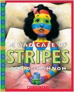 A Bad Case of Stripes (Paperback)