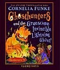 Ghosthunters and the Gruesome Invincible Lighting Ghost: Ghosthunters #2 (Audio CD)