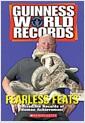 [중고] Fearless Feats: Incredible Records of Human Achievement (Paperback)