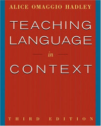 Teaching language in context 3rd ed